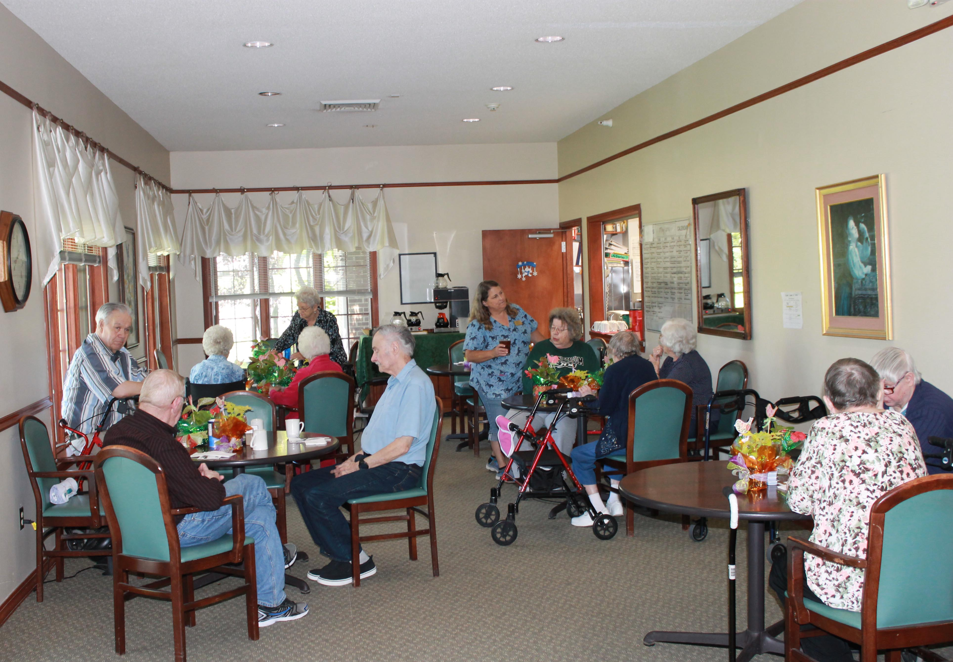 About meadowview residential care facility the noyes for Noyes home