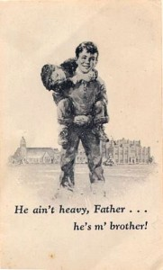 boystown 181x300 - Father Flanagan and Boys Town - He Ain't Heavy He's my Brother