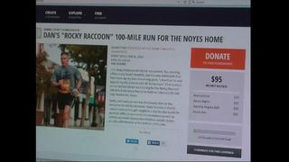 Benton Teacher Runs for the Noyes Home - Story | StJoeChannel