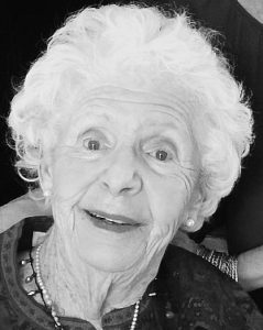 Gwendolyn Smith Bartlett  | 1925-2016 | Obituary
