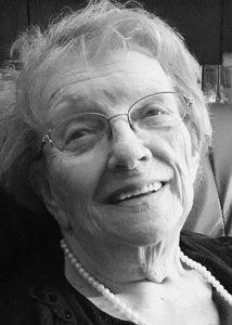 Jacqueline Ritter 1927-2017| Obituary | St. Joseph Mo