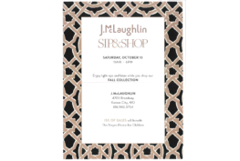 J.M 1 263x177 - J.McLaughlin Sip & Shop to benefit Noyes Home for Children