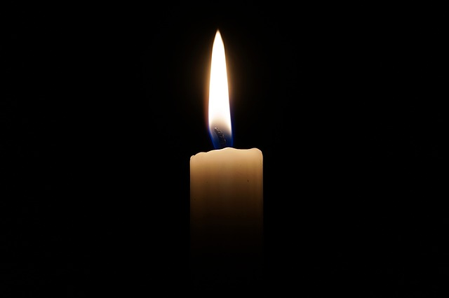 candle - David J. Cordonnier 1935-2018 | Obituary | St. Joseph Mo