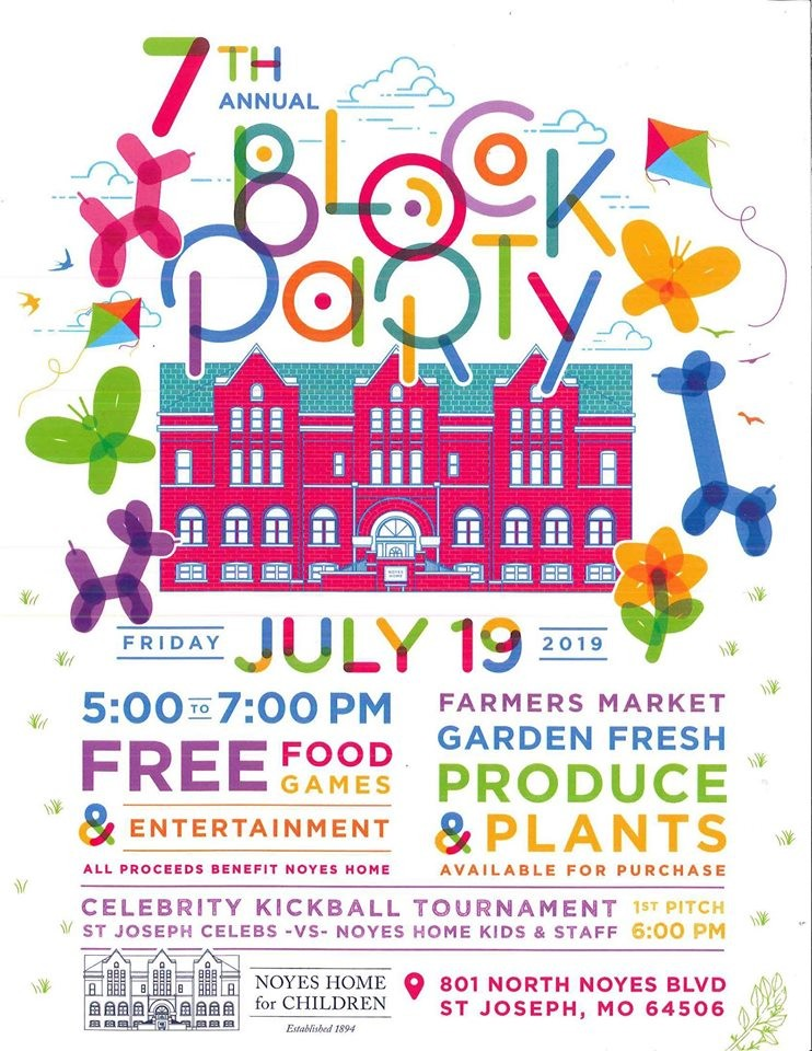 Noyes Home Block Party 2019